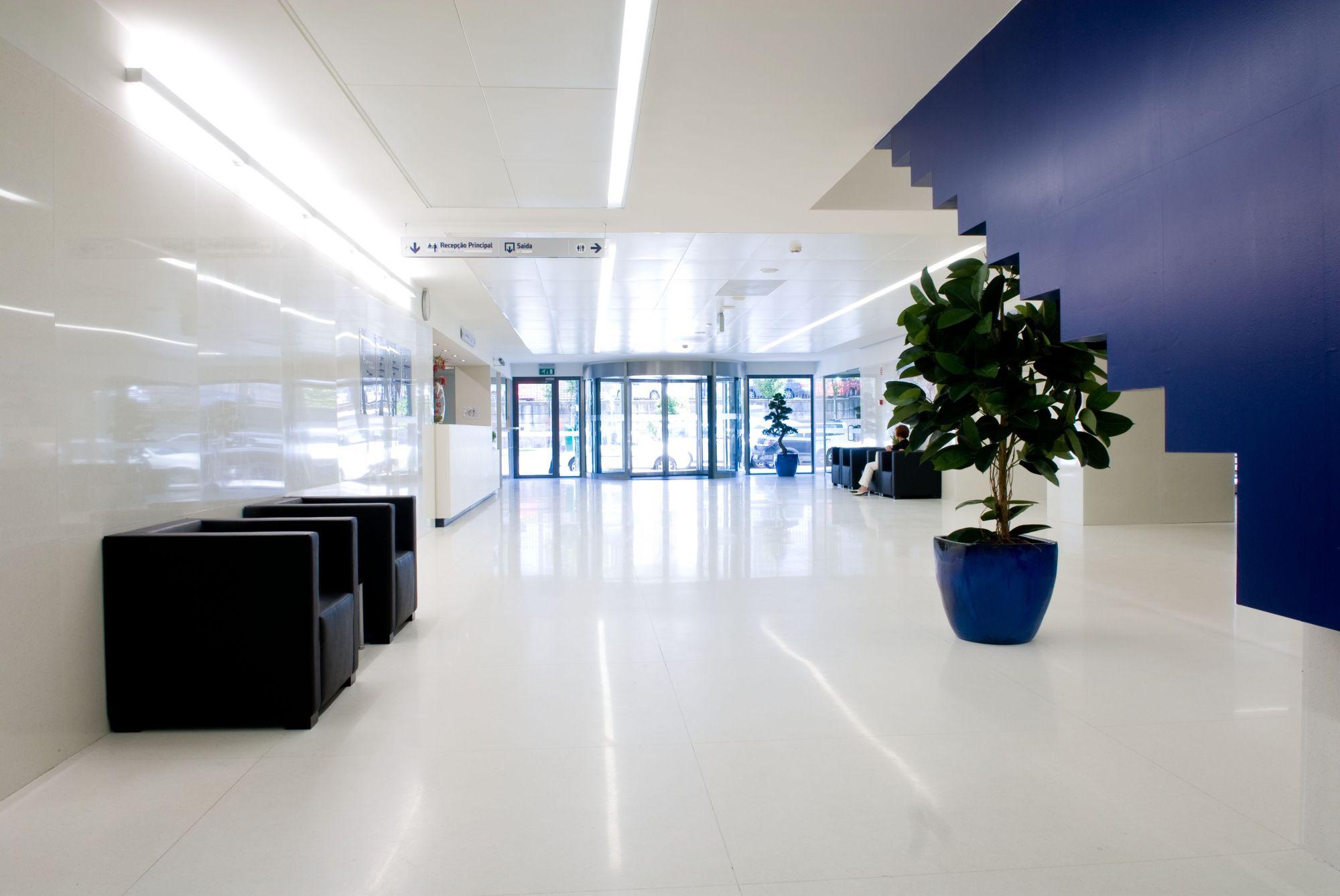 Hospital da Boavista in Oporto, Portugal