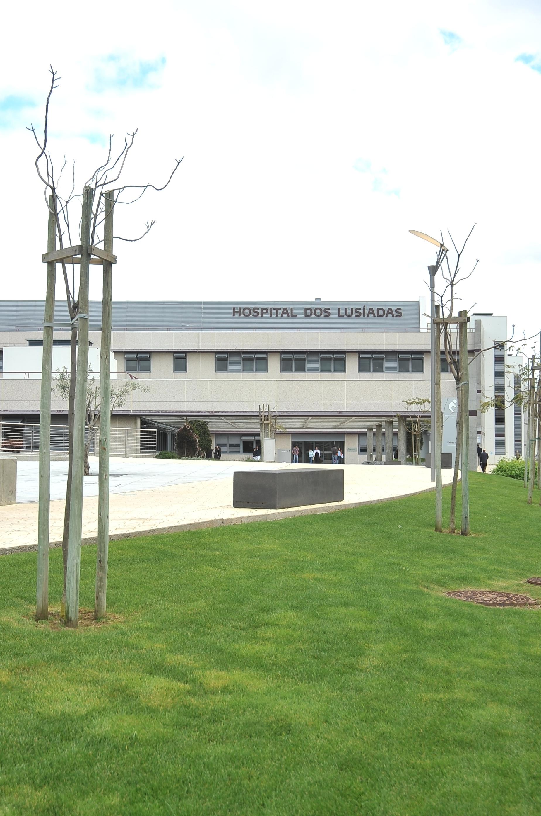 Hospital dos Lusíadas, Lisbon