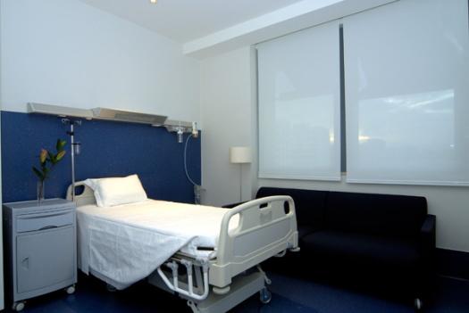 Hospital dos Lusíadas, Lisbon, Recovery Room