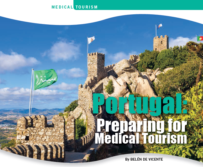 Portugal Preparing for Medical Tourism