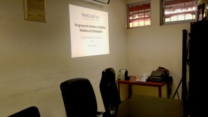 Medical Port's presentation