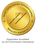 Joint Commission International quality approval seal