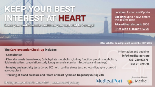 Cardiovascular check up